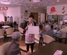 認知症介護04日本ヘルスケアアロマ協会